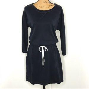 Loft by Ann Taylor Sweatshirt Dress-Blouson-Size S